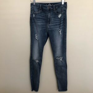 Hollister | Ultra High Rise Super Skinny Jeans - 9